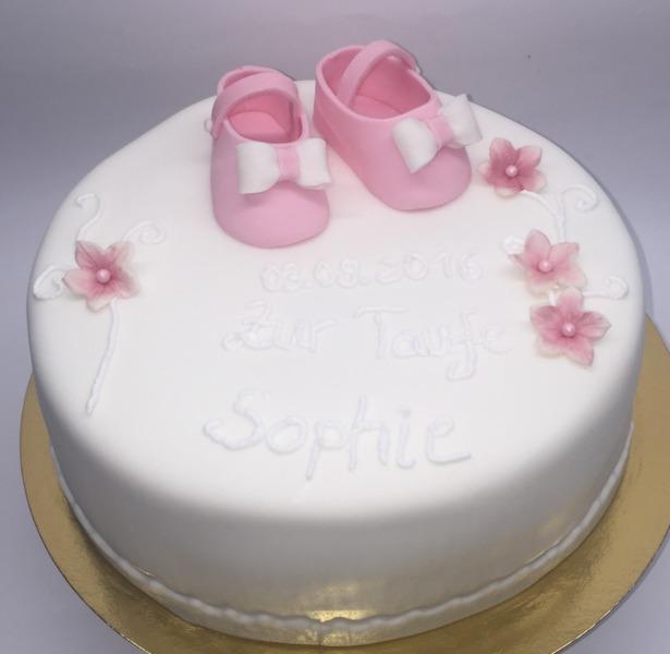 Taufe Geburt Anna S Werke In Bonn Motivtorten Cupcakes Co